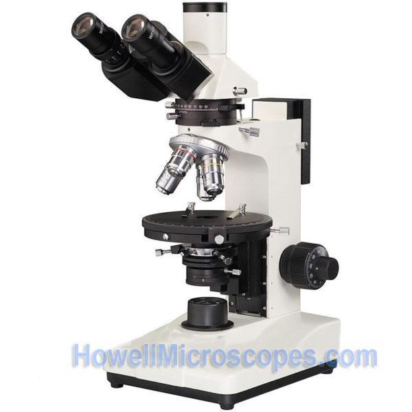 Transmitted and Reflected illumination Polarizing Microscope